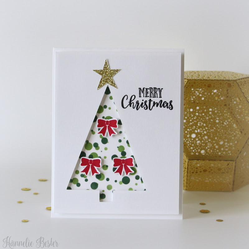 Christmas card set for Altenew November Challenge