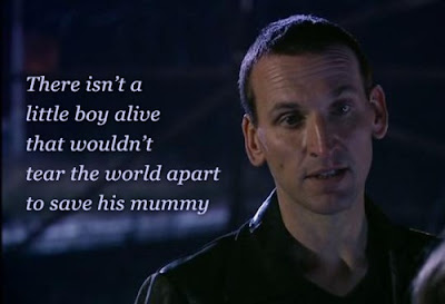 There isn't a little boy alive that wouldn't tear the world apart... | A Mama Geek's Top List of Doctor Who Quotes