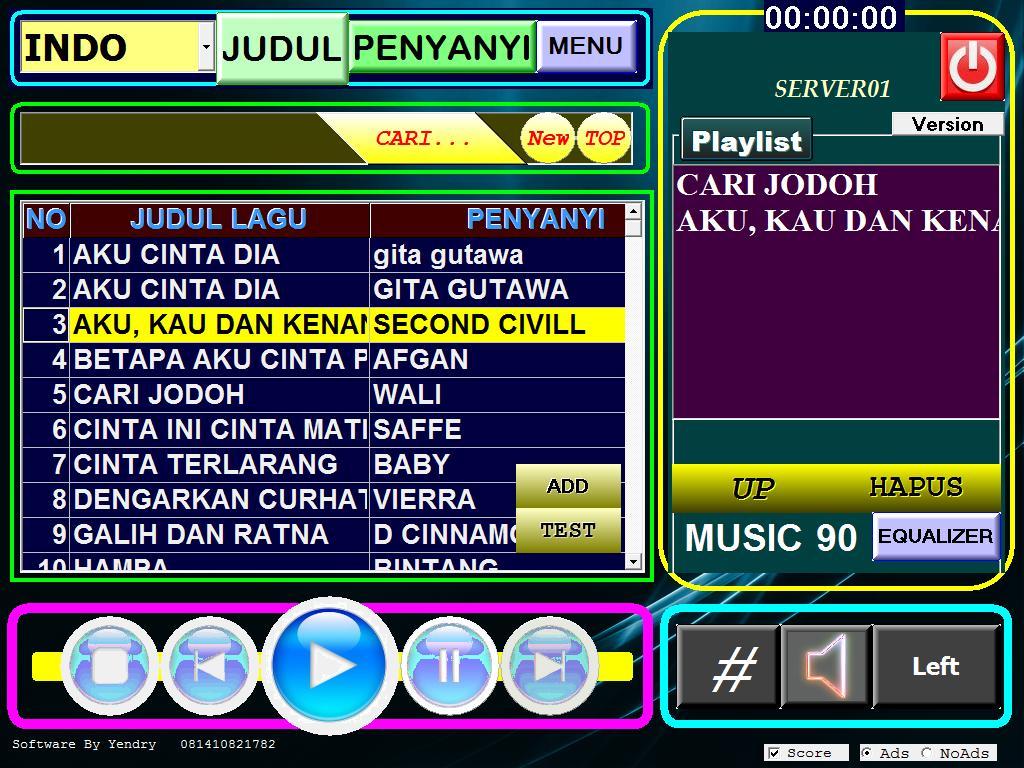 Download suaraku: nyanyikan berbagai lagu karaoke gratis 3. 2. 9.