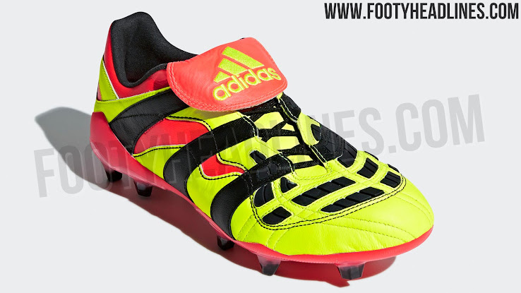 2e4646c10 Electricity' Adidas Predator Accelerator Remake Boots Released ...