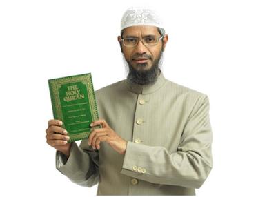 Zakir Naik Buktikan Kitab Suci Semua Agama Gagal Diuji, Kecuali Al-Qur'an, Allahu Akbar!! Silakan Share!!