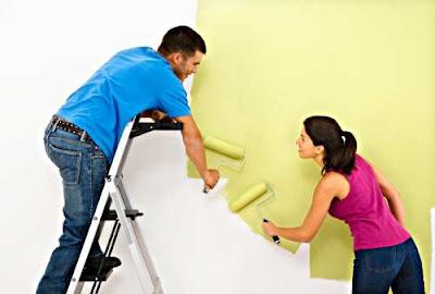 Cara Mudah  Mengecat Tembok Rumah Dengan Hasil Yang Bagus 2