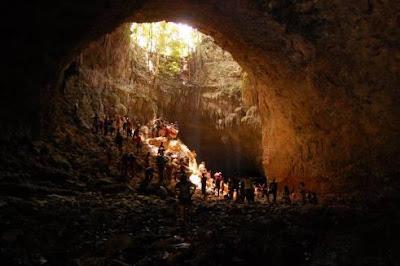 Hinayagan Caves – San Vicente, Bislig City Surigao del Sur