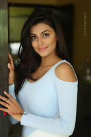 Anisha Ambrose Latest Pos Skirt at Fashion Designer Son of Ladies Tailor Movie Interview .COM 1123.JPG