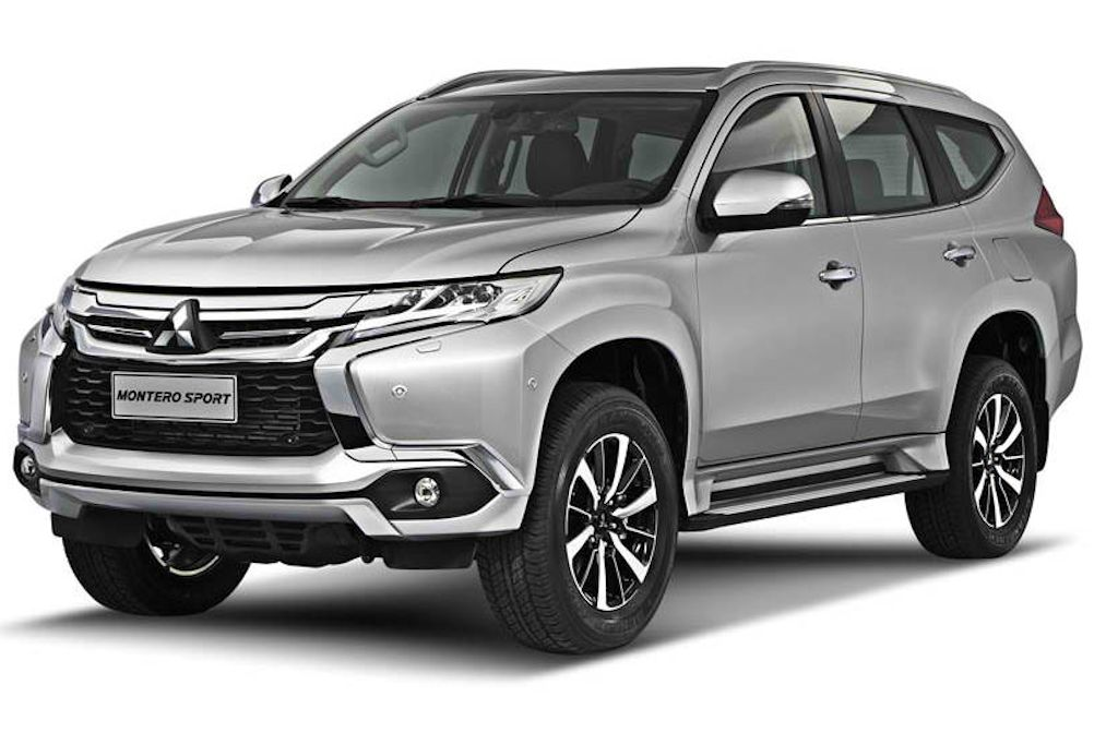 We Re Still A Good Two Months Away From The Official Of 2016 Mitsubishi Montero Sport