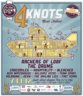 4 knots poster 2012