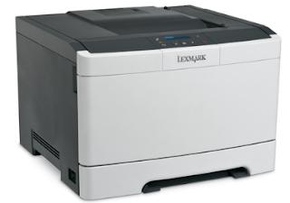 Lexmark CS317dn Treiber herunterladen