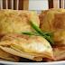 Resep martabak telur kulit lumpia tanpa kulit isi tahu, mie, daging ayam, sapi dan bihun spesial