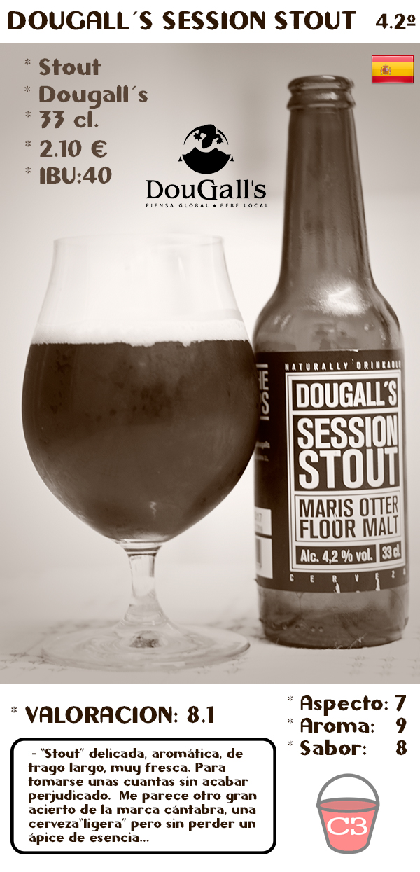 Dougall´s Session Stout
