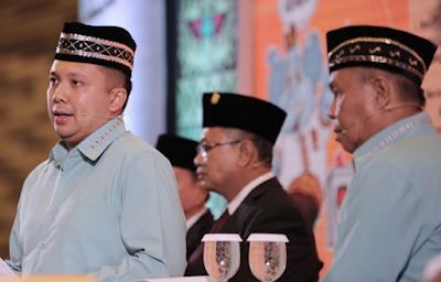 Ridho-Bachtiar Paparkan Keberhasilan Dalam Mewujudkan Provinsi Lampung Yang Kondusif
