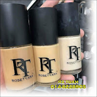 rosetyara hd glow foundation