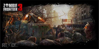 Download Game Zombie Frontier 3 1.76 Mod Unlimited Money