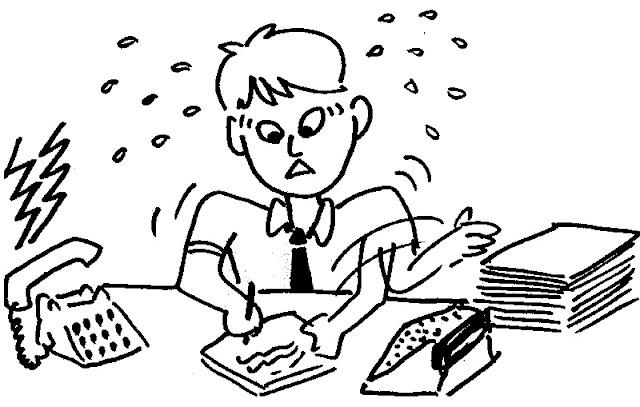 Punya Kebiasaan Menunda-nunda Pekerjaan? Inilah 6 Tips yang Perlu Anda Coba !