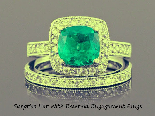 How To organise finance for the high-priced Emerald Engagement Rings