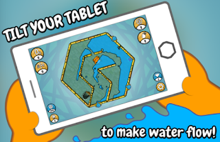 Hasty Hamster ‐ A Water Puzzle