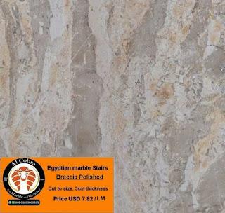 Egyptian Marble Breccia