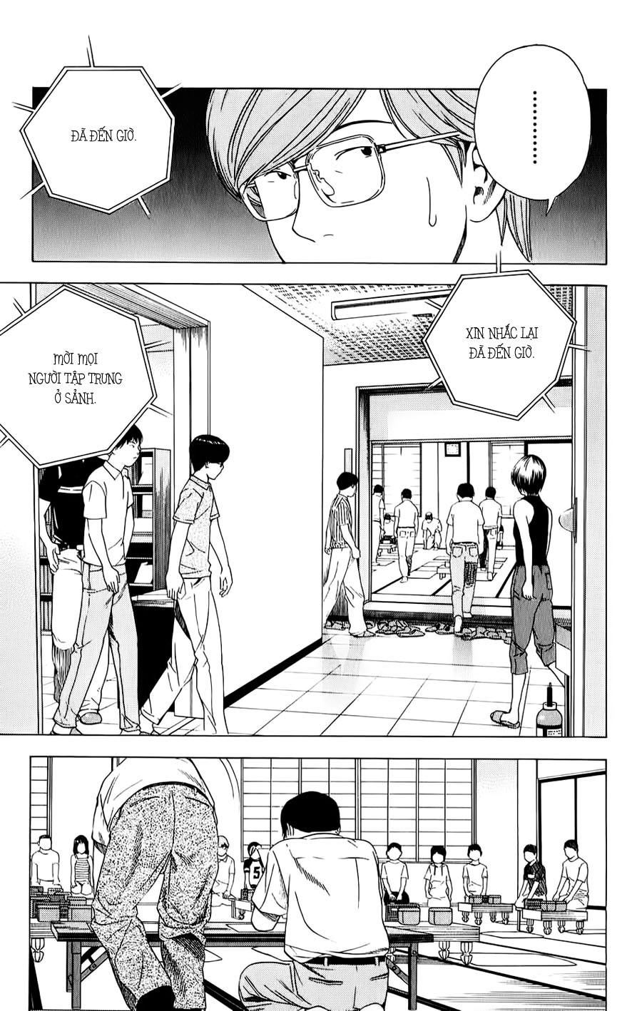 Hikaru No Go hikaru no go chap 77 trang 12