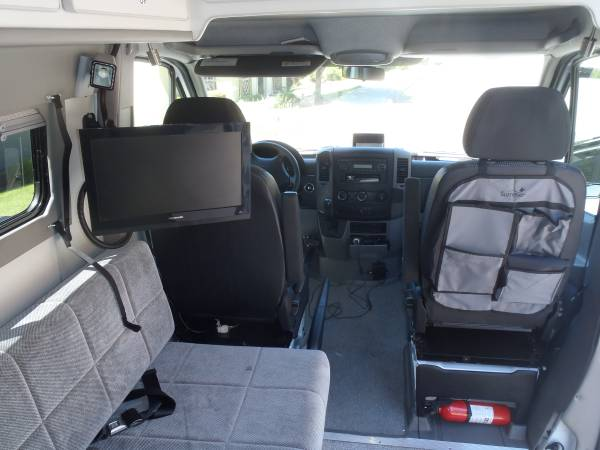 Used RVs 2012 Mercedes Benz Sprinter Sportsmobile For Sale ...