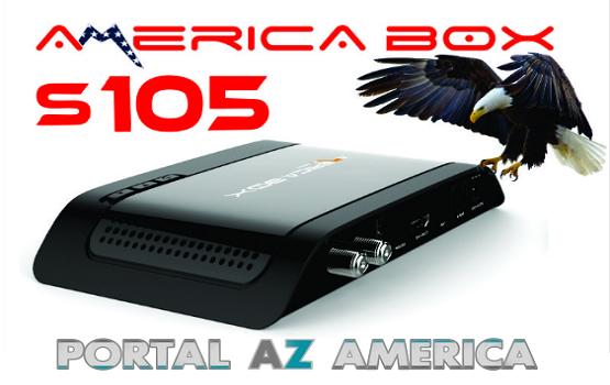 Resultado de imagem para AMERICABOX S105 HD portal