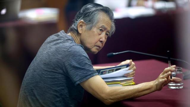 """ONU: Indulto a Fujimori """"es una bofetada para las víctimas"""""""