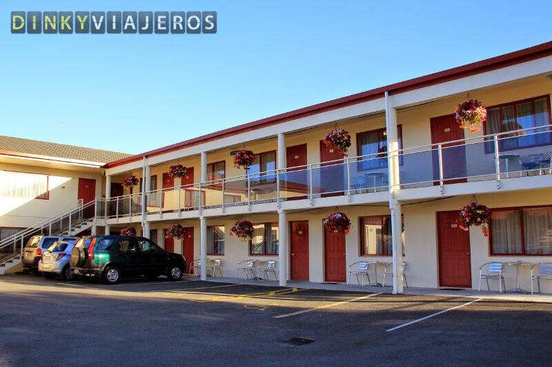 Hotel BK's Rotorua Motor Lodge. Exterior