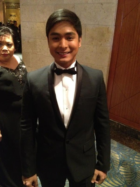 BTS: Coco Martin And Angel Locsin Preparing For Their Mang Inasal Event!
