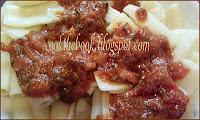 Πένες με σάλτσα ταραμα - by https://syntages-faghtwn.blogspot.gr