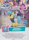 My Little Pony Wave 22 Golden Hooves Blind Bag Card