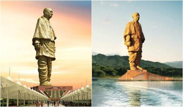 स्टैच्यू ऑफ यूनिटी: दुनिया में सबसे ऊंची प्रतिमा के बारे में जानें 10 खास बातें