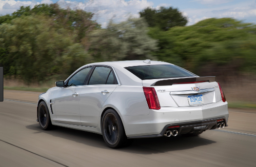 Cadillac 2018 Lts Feature Style, Performance And Price