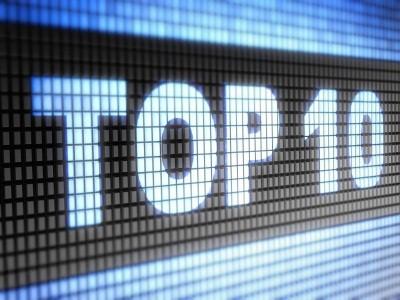 Los Top Ten del blog del Juanmi del 2012