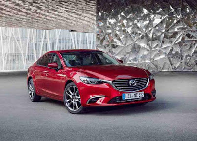 2018 Voitures neuves: 2018 Mazda 6 Prix et date de sortie