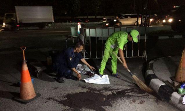 Perampokan di SPBU Daan Mogot, Korban Tewas Ditembak di Kepala