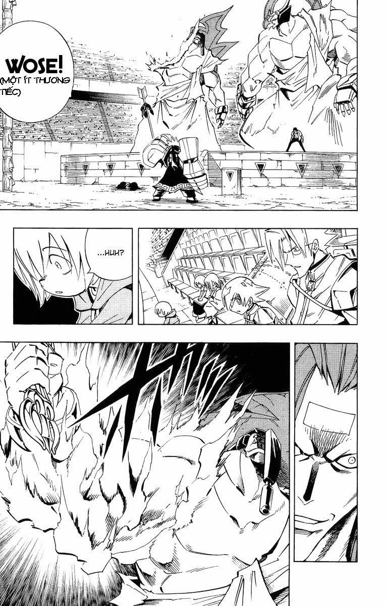 Shaman King [Vua pháp thuật] chap 227 trang 5