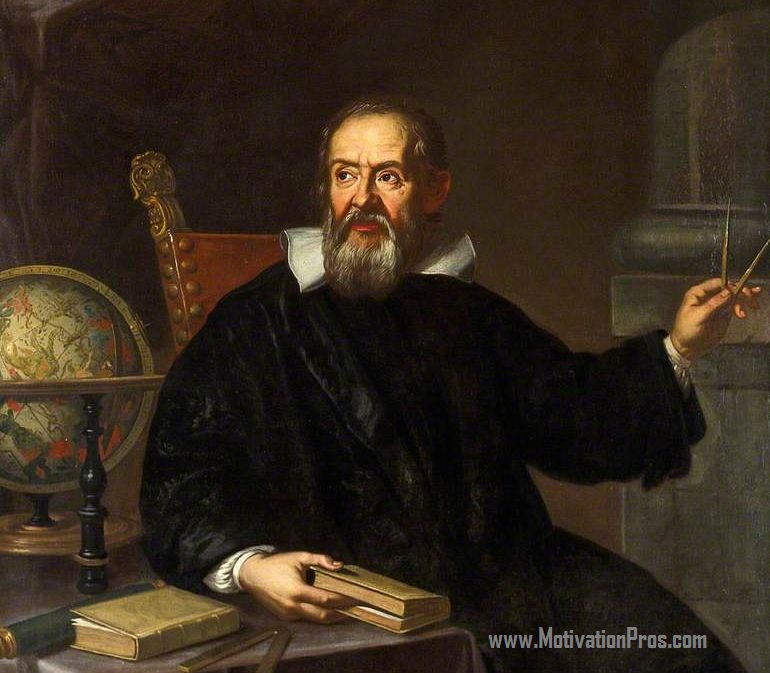 20 Motivational Galileo Galilei Quotes about Trust