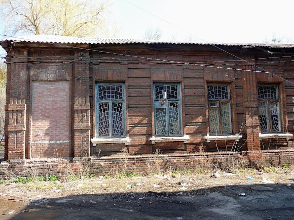 Славянск. Дом Александрова