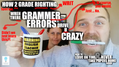 When Teachers SHOULD NOT Grade Student Grammar in Essays (Episode 67)