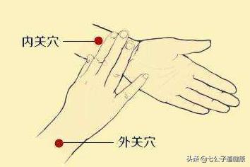 在手上怎麼能看出自己有沒有慢性胃炎?可以按摩這3個部位來緩解(飽脹,鈍痛,燒灼感)
