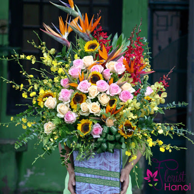 Florist online Hanoi