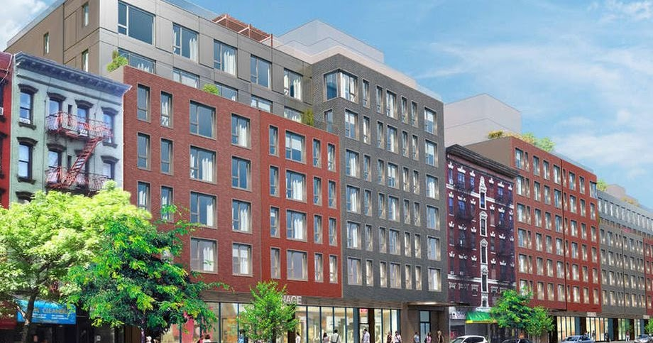 Ev Grieve Extell 39 S New Development At 524 E 14th St Launches Lottery For 50 Affordable Units