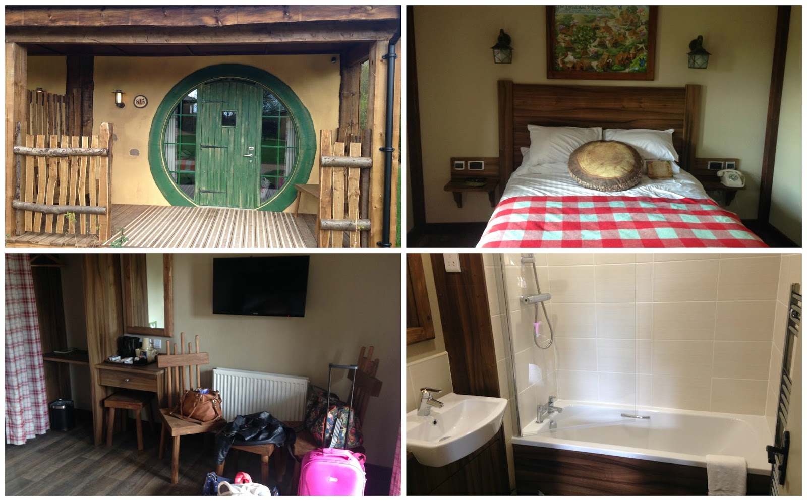 alton towers enchanted lodge review
