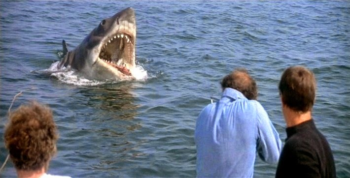 Steven Spielberg Tiburón