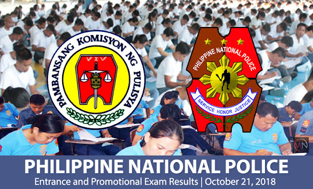 napolcom results for police superintendent oct 2018
