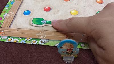 砂場のおもちゃ集め(Sandkasten-Sammelspiel) おもちゃゲット