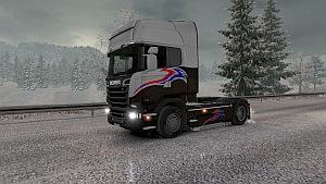 Winter Physics Mod for all Trucks