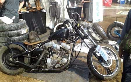 pameran motor Harley dijual