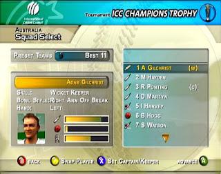 BRIAN LARA CRICKET 2005 pc game wallpapers|images|screenshots