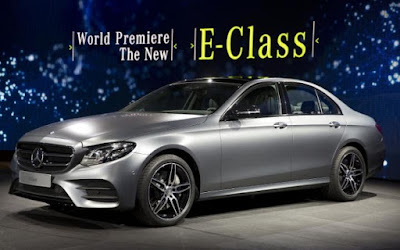 Mercedes-Benz E-Class launching event hd image