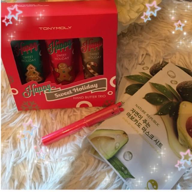 ♡ Giveaway #Spécial Noël ♡