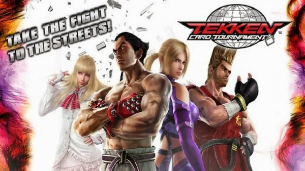 Tekken Card Tournament (CCG) Apk v3.422 (Unlimited Health)